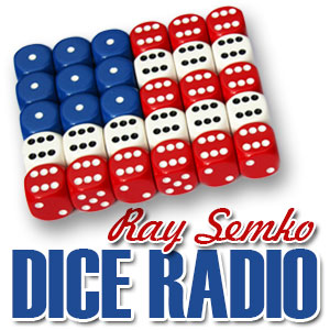 DICE Radio for 22 July 2014